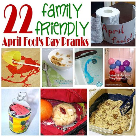 s day kid friendly 22 family friendly april fool s day pranks s home