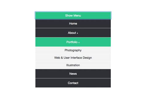 design navigation menu css how to create a responsive navigation menu using only css