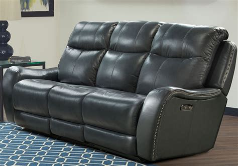 mammoth sofa mammoth denim dual power reclining living room set from