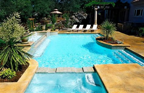 Luxurious Residential Pools To Dream About By Geremia Residential Swimming Pool Designs