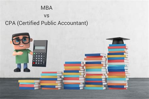 Mba Vs Mban by Mba Vs Cpa Certified Accountant Exal Gmat