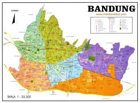 Setiabudi Rental Car Gegerkalong Kota Bandung Jawa Barat Large Bandung Maps For Free And Print High