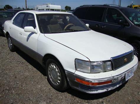 1992 lexus ls400 1992 lexus ls400 arrowhead towing