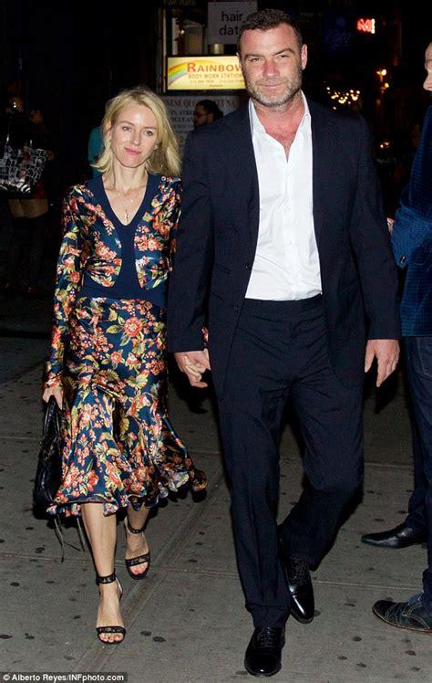 Are Watts Liev Schreiber Married by Watts And Liev Schreiber