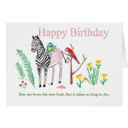 birthday card for zazzle