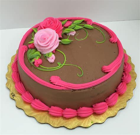 Birthday Cake Designs by Simple Birthday Cake The Ambrosia Bakery Cake Designs