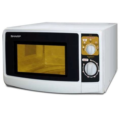 Microwave Sharp R 728 W In sharp r 219 microwave oven 220 volts 110220volts