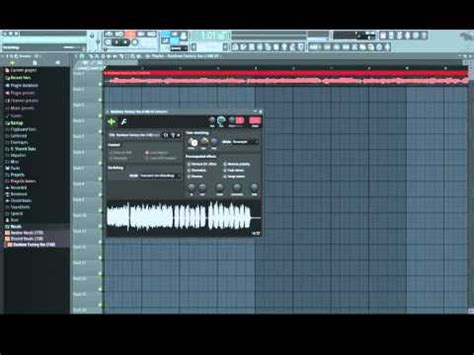 speed up pattern fl studio how to easily speed up tracks without changing pitch fl