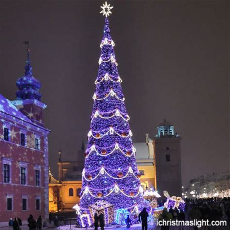 commercial christmas trees wholesale outdoor commercial trees ichristmaslight