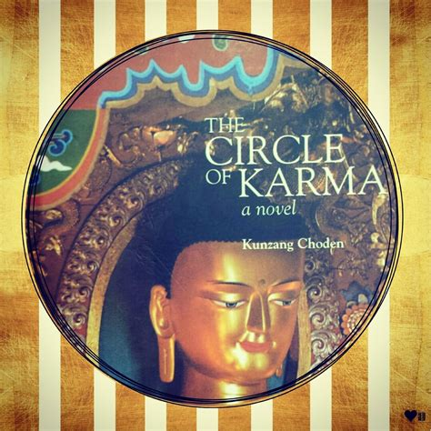 overcome the circle of karma by kunzang choden