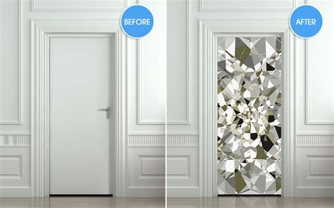 bedroom door stickers 10 cool wall door stickers murals decoholic