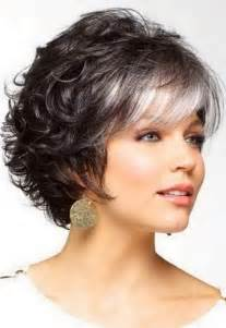 curly grey hairstyles 2015 2016 hairstyles for women over 40