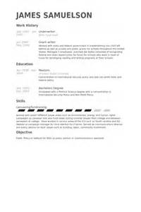 Insurance Underwriting Trainee Sle Resume by Underwriter Resume Sles Visualcv Resume Sles Database