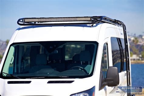 Ford Transit Roof Racks Used by Ford Transit Roof Rack Aluminess