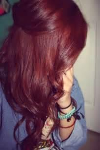 Brown and burgundy hair color dye ideas 2015 jpg