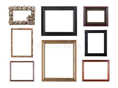 Frame 3d Bingkai Pigura 25x25x5cm many frames stock photo image 18421300