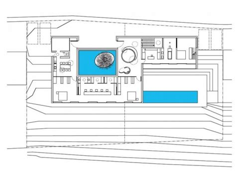 paradise  germany  modern minimalist dream house