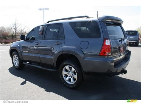 2008 Toyota Colors 2008 Shadow Mica Toyota 4runner Sport Edition 4x4