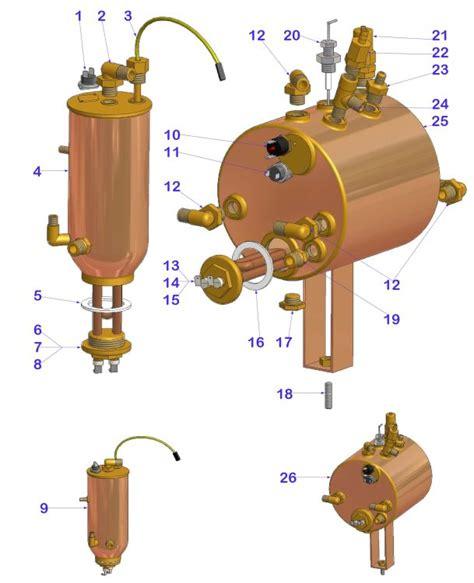 steam boiler system schematics steam get free image