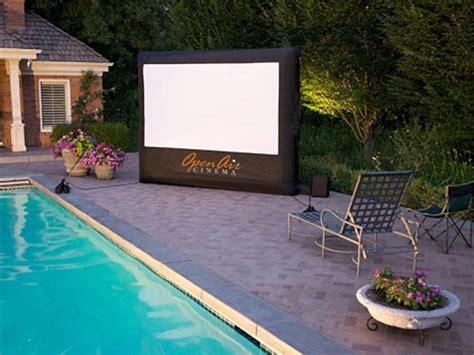 cinebox home backyard theater system tfot