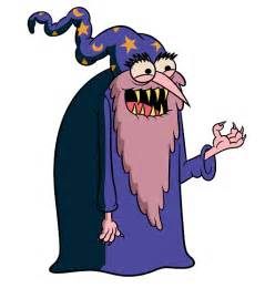 evil wizard character uncle grandpa wiki fandom