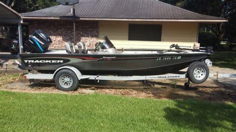 bass boats for sale baton rouge la 2004 tracker tournament v 18 bass boat for sale in baton