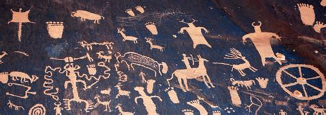New American Home Plans by Petroglyphs Pictographs And Rock Art
