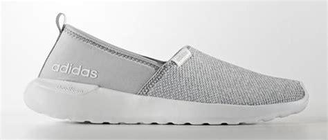 Adidas Cloudfoam Slip On Lite Racer Original 1706 adidas neo cloudfoam lite racer slip on s sneakers shoes aw4084 ebay