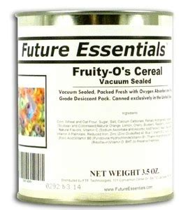 fruity o s cereal future essentials fruity o s cereal