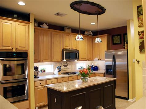 Dark Stained Kitchen Cabinets by Cabinets Should You Replace Or Reface Diy