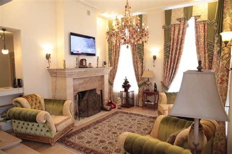 Nouveau Living Room by