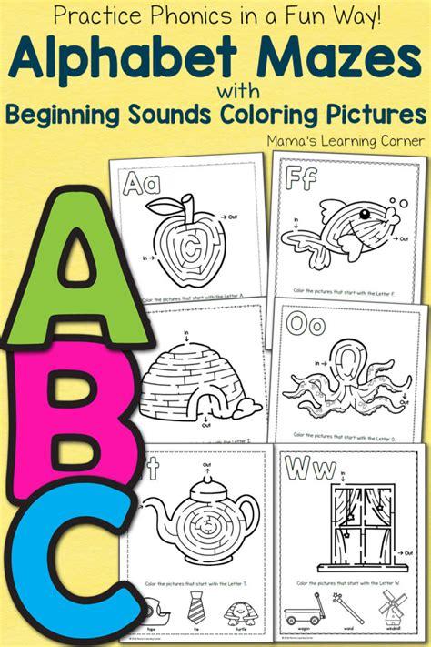 printable alphabet money free printable alphabet mazes money saving mom 174