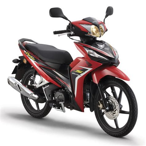 Honda Wave by Allcarschannel 2016 Honda Wave Dash Fi Line Up With