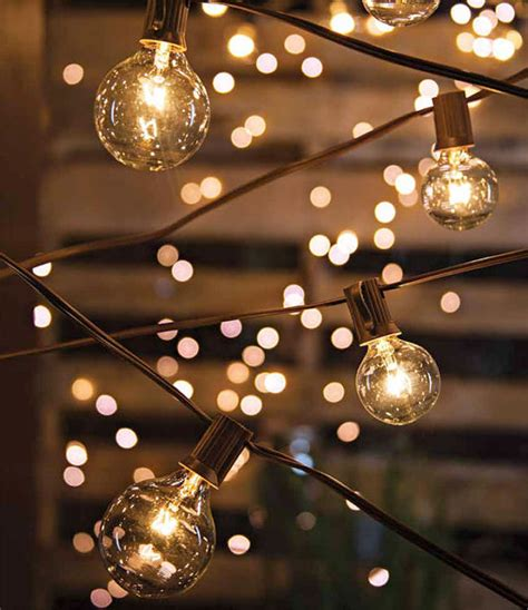 string lights backyard creative ways to decorate with outdoor string lights