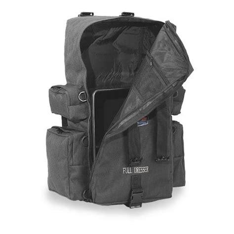 Kuryakyn Dresser Bag by Kuryakyn Harley Davidson Sissy Bar Bags Luggage Racks