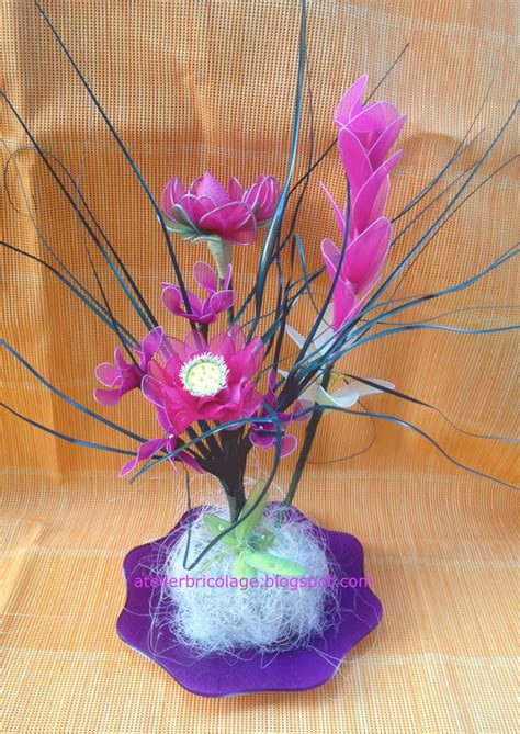 fiori con calze di atelierbricolage fiori di calze