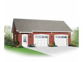 Car attached garage plans two car garage plan from