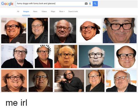 google funny doggo  funny bork  glasses  images