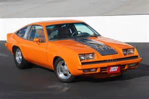 this 1977 chevrolet monza is a cure for the everyday rod