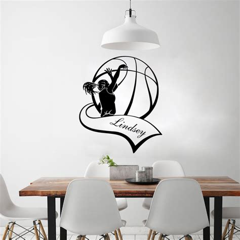 michael wall stickers home decor basketball wall stickers michael