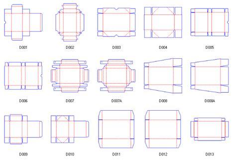 Box Structure Design Corrugated And Folding Carton Box Templates Cardboard Box Design Templates