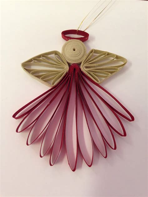 quilled christmas ornament patterns small quilled ornament by joanscrafts on etsy