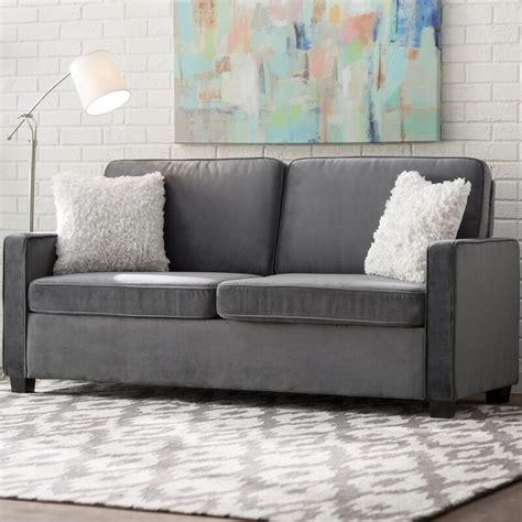mercury row cabell sleeper sofa reviews wayfair