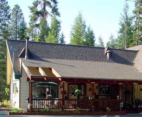 ponderosa cabin in the sequoia national vrbo