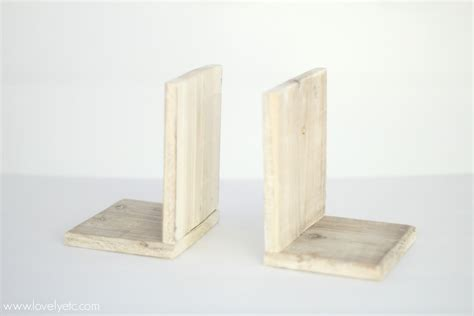 Inexpensive Home Decor Online diy arrow bookends domestically speaking