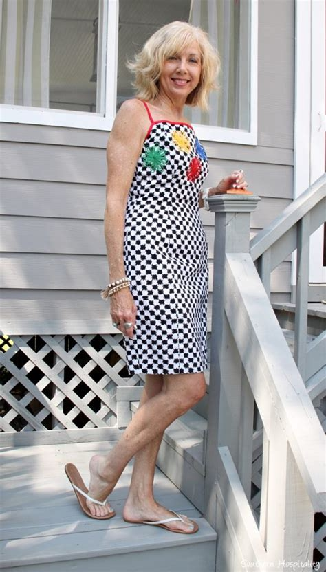 style over 50 slenderizing fashion over 50 goodwill dresses southern hospitality
