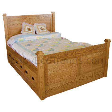 amish storage bed amish eaton storage bed usa made children s furniture