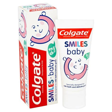 The Years Toddler Toothbrush 2 colgate smiles baby 0 2 years toothpaste 50ml from ocado