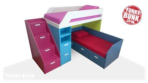 Compact Bunk Bed Build A Bunk Bunk Bed Design Ideas