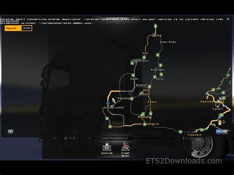 download game ets2 mod indonesia indonesia map ets2 world